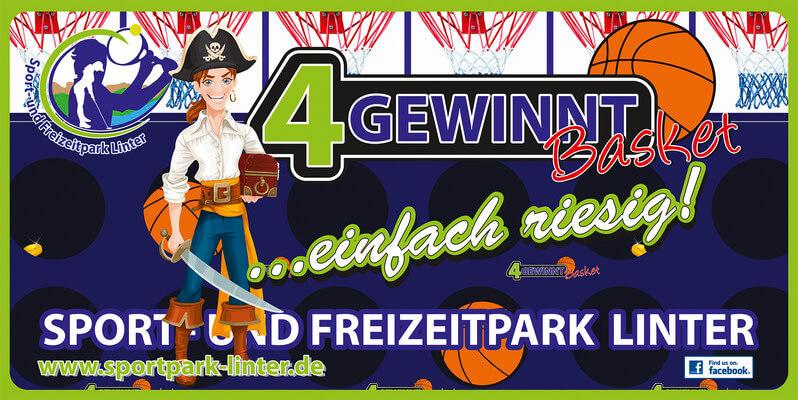 4 Gewinnt-Basket