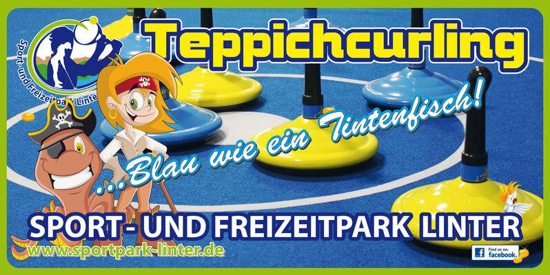 Teppich Curling