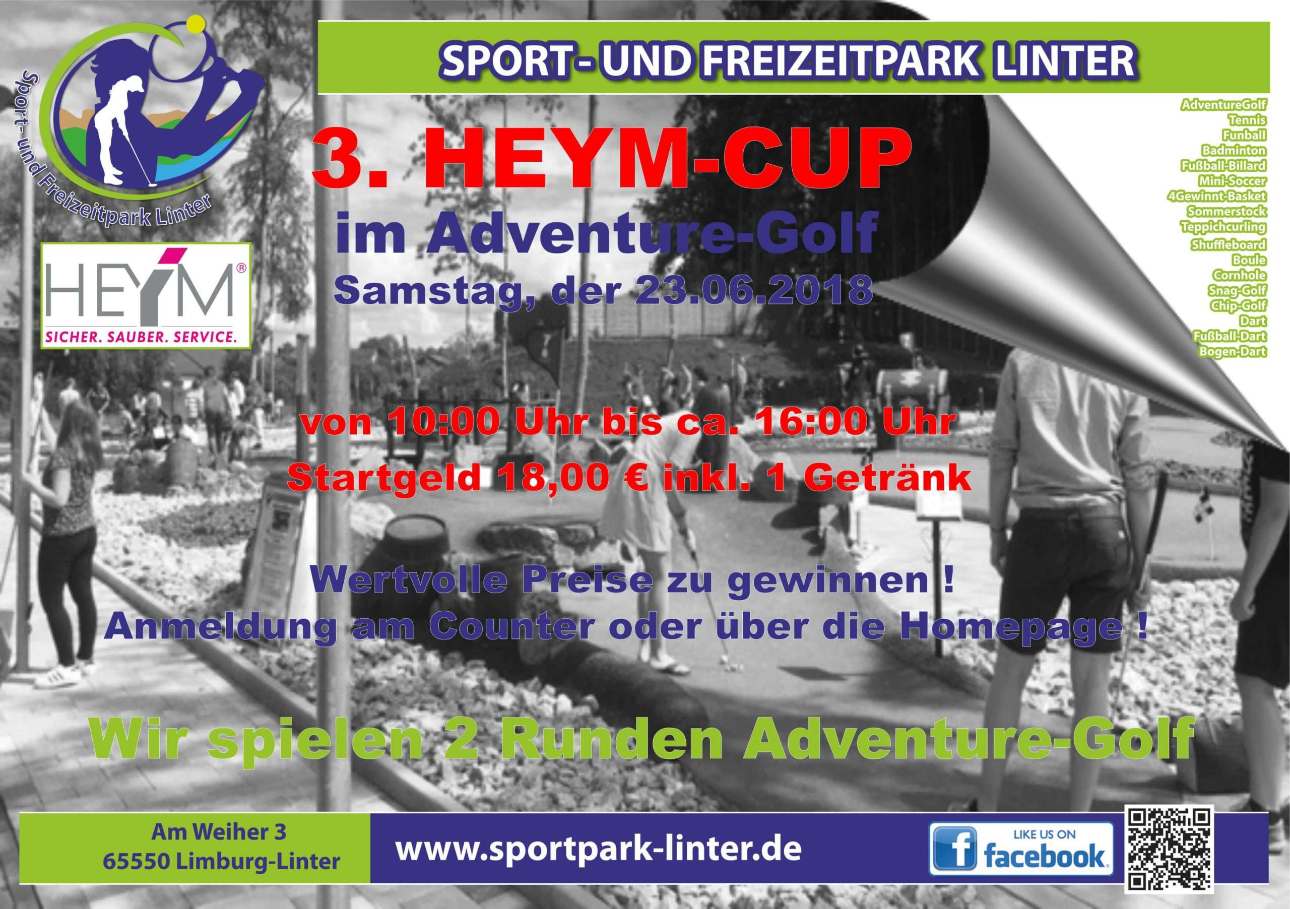3. HEYM-CUP 2018