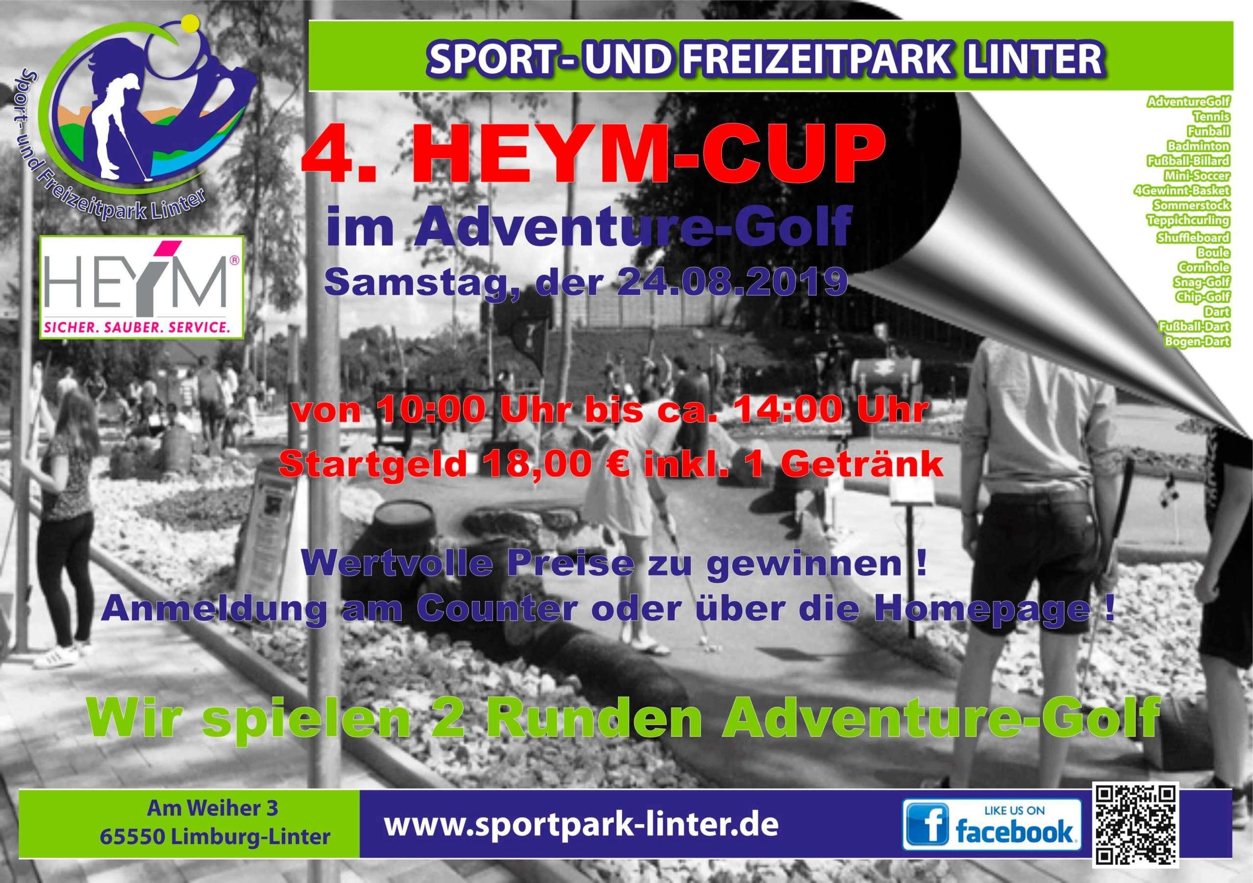 4. HEYM-CUP 2019
