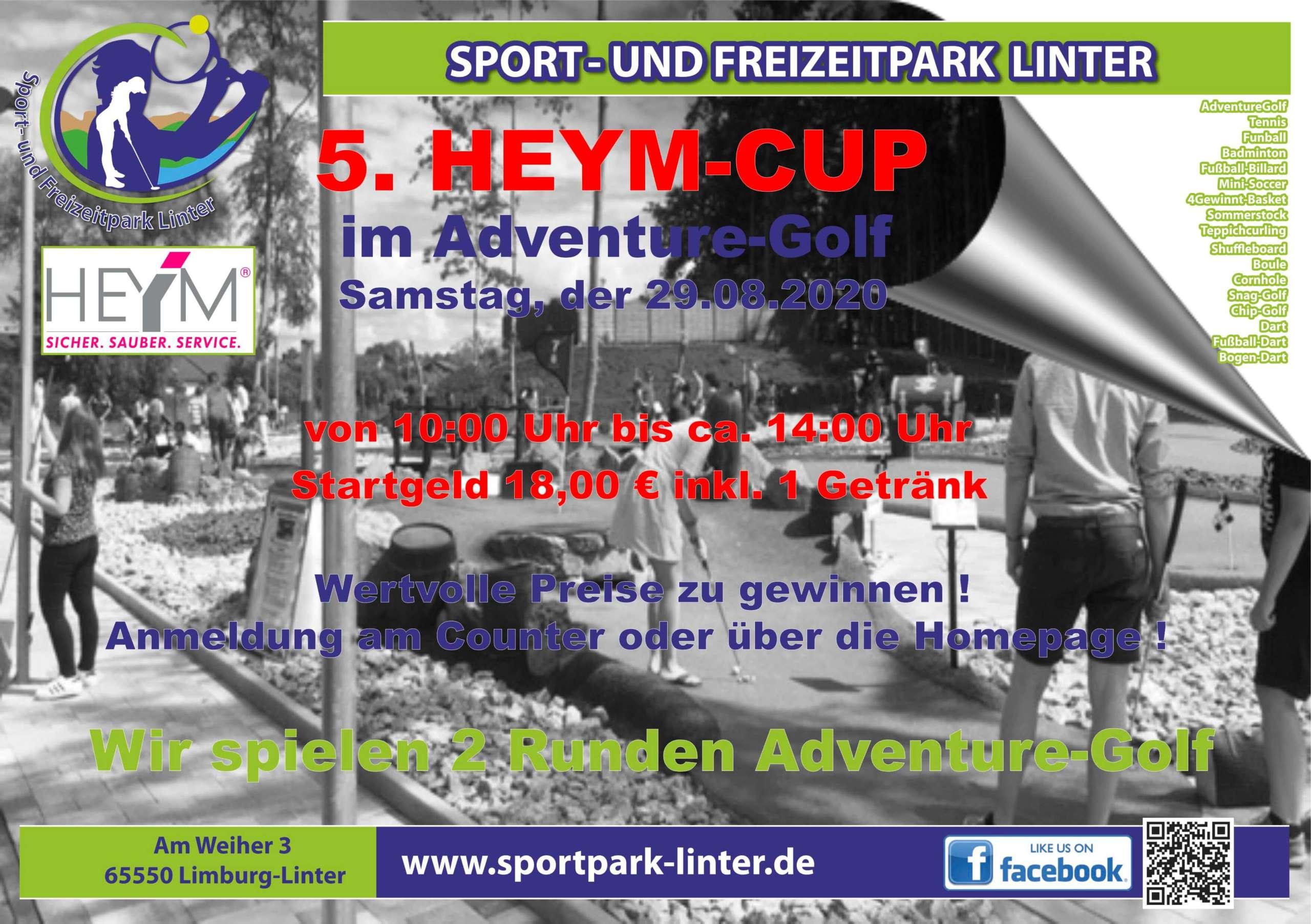 5. HEYM-CUP 2020