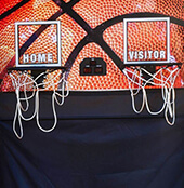 Tisch-Basketball